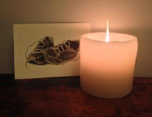 Aylan's shoes